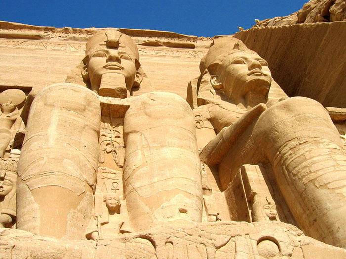 Aswan to Abu Simbel by Bus