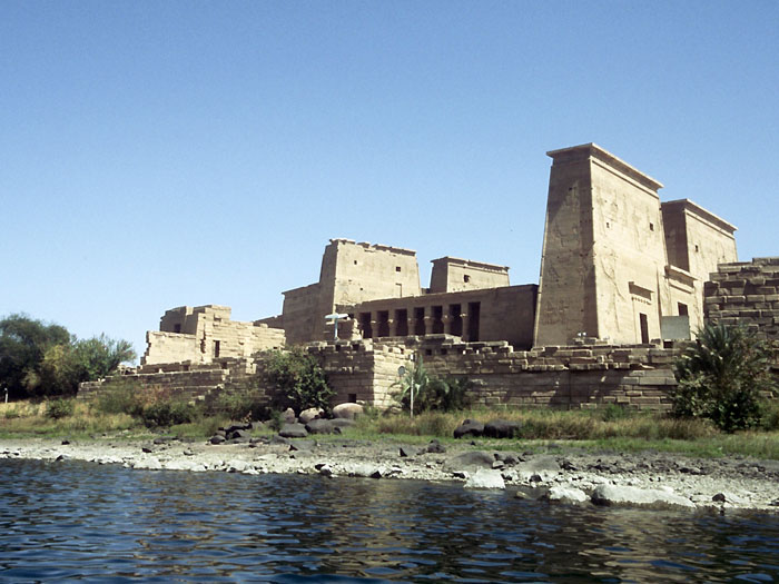 High Dam, Unfinished Obelisk and Philae Temple
